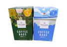 英國Taylors泰勒咖啡 -義式風情 低咖啡因 茶包式浸泡咖啡 咖啡包 7.5g*10入/盒-期限:2021/8