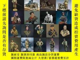 二手書博民逛書店Scale罕見Model Handbook: WWII Allied Military Forces in Sca
