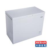 HERAN 禾聯 200L 臥式冷凍櫃(附玻璃拉門) HFZ-2062  買就送基本安裝