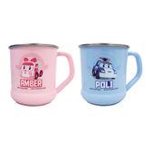 POLI 不鏽鋼水杯(240ml)【愛買】