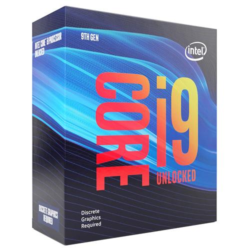 (不含CPU散熱器須搭配獨立顯卡) Intel Core i9-9900KF 8核心16執行緒 1151 腳位 CPU 中央處理器
