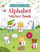 Alphabet Sticker Book 字母練習貼紙書
