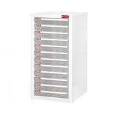 【nicegoods】A4-112P 十二層單排雪白資料櫃(12低抽)