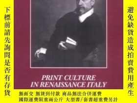 二手書博民逛書店Print罕見Culture In Renaissance ItalyY255562 Brian Richar