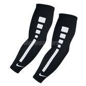 Nike 臂套 Pro Elite 男女款 袖套 菁英 籃球 跑步 運動 訓練 遮陽 黑 【PUMP306】 AC4088-027