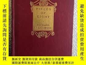 二手書博民逛書店PIECES罕見OF EIGHTY277424 出版1922