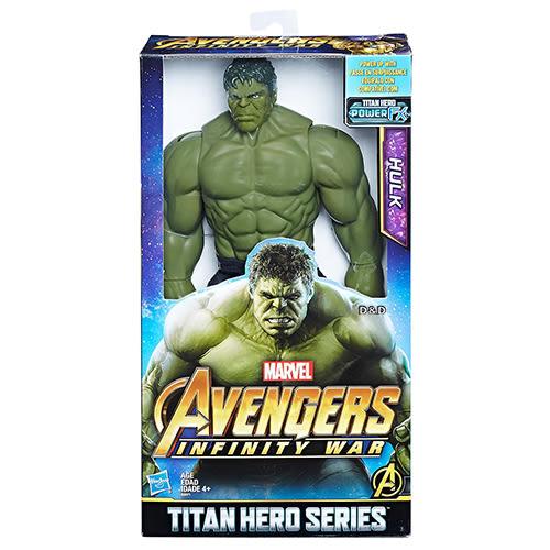 【 MARVEL 】 復仇者聯盟:無限之戰 - 泰坦英雄人物 浩克 ╭★ JOYBUS玩具百貨