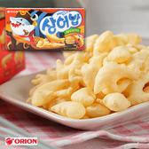 下殺 即期品 韓國ORION 鯊魚餅乾(鮮蝦塔塔醬風味)40g【庫奇小舖】