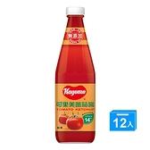 可果美蕃茄醬700g*12【愛買】