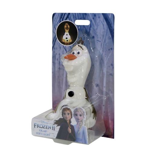 冰雪奇緣2 雪寶小夜燈