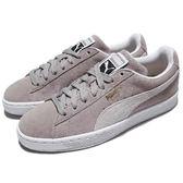 Puma 休閒鞋 Suede Classic 麂皮 灰 白 基本款 男鞋 女鞋 運動鞋【PUMP306】 36534701