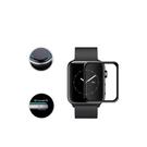 【曲面全膠鋼化】Apple Watch Series 4代 / 40mm 44mm 手錶 滿版 鋼化 強化玻璃保護貼