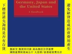 二手書博民逛書店Patent罕見Litigation in Germany, Japan and the United State
