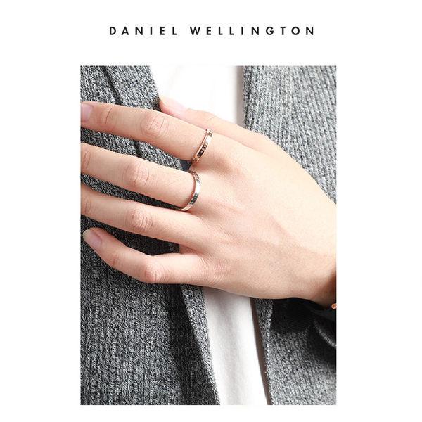 Daniel Wellington DW 戒指 Classic Ring 經典奢華戒指 簡約銀
