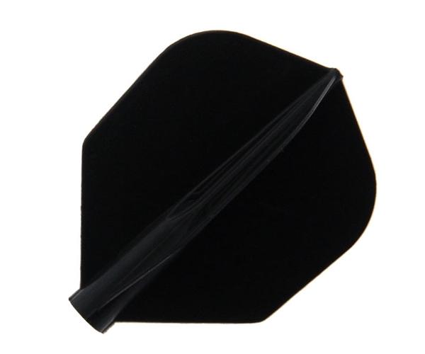【EDGE SPORTS】Master Flight Advance Shape Black 鏢翼 DARTS