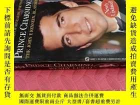 二手書博民逛書店【英文原版】Prince罕見Charming( 如圖)Y25633 Wendy Leigh Signet 出