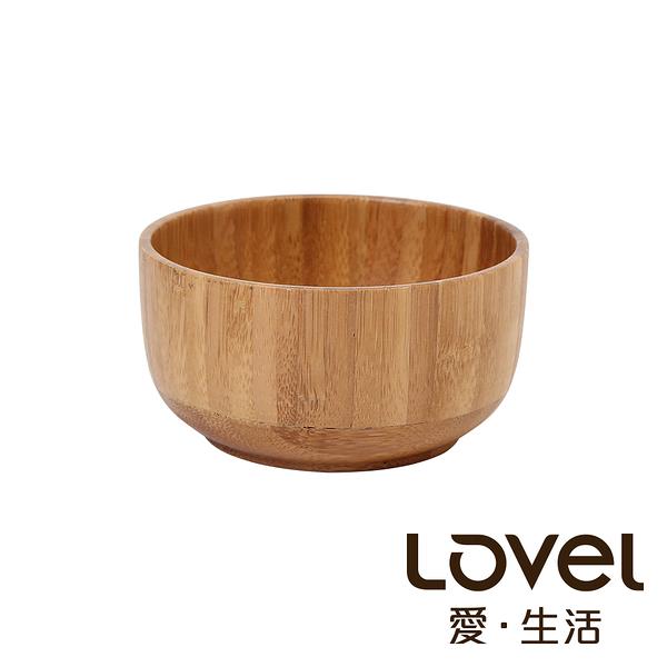 LOVEL 直邊竹製沙拉碗9.8cm