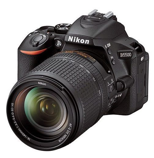 [ 全店紅 ] Nikon D5500 18-140mm 鏡頭鏡組 (平輸) 送16G全配