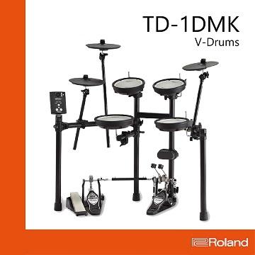【非凡樂器】Roland【TD-1DMK】電子鼓/全網狀鼓皮/初學進階皆宜/公司貨保固