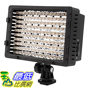 [106美國直購] NEEWER 40004082 160 LED CN-160 Dimmable Ultra High Power Panel Digital Camera Light 相機視頻燈