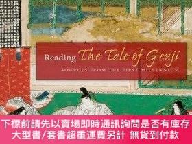 二手書博民逛書店Reading罕見The Tale Of GenjiY255174 Thomas Harper (Editor
