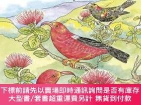 二手書博民逛書店Hawaiian罕見Plants and Animals Coloring BookY454646 Y. S.