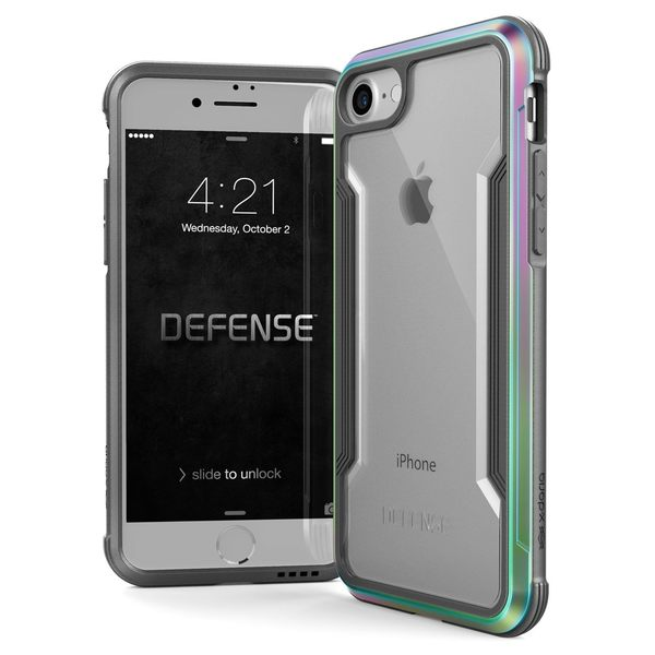 X-doria Defense iPhone 6s 4.7吋 共用版二代刀鋒防摔殼 快拆 軟膠內托 防摔減震 手機殼