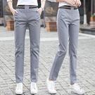 女褲2020夏季新款休閒棉麻薄款顯瘦百搭哈倫褲子寬鬆女士運動長褲『潮流世家』