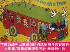 二手書博民逛書店the罕見wheels on the busY481637 annie kubler child s play