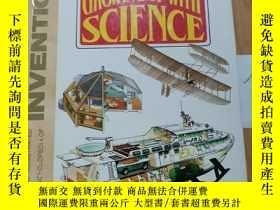 二手書博民逛書店GROWING罕見UP WITH SCIENCE 1Y246207
