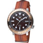 SEIKO精工5號復刻時尚機械腕錶  4R36-06N0J  SPRC68J1