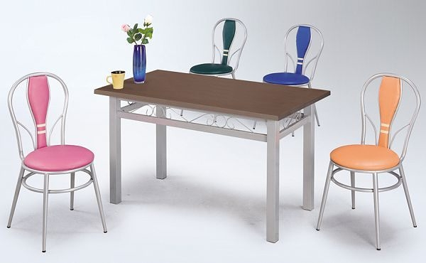 HY-Y294-9 保齡球椅(烤銀腳)