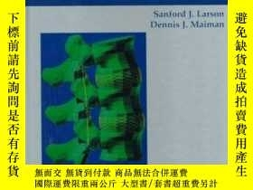 二手書博民逛書店Surgery罕見of the Lumbar Spine-腰椎手術Y361738 Sanford J. Lar