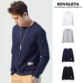 自訂款 貼牌刷毛t ~RO 580 ~ROVOLETA