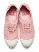【BENSIMON】經典綁帶款(女)-粉粉紅