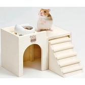 『寵喵樂旗艦店』 【HT-35】日本MARUKAN鼠鼠城堡餐廳(M) (MK-HT-35)