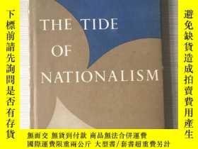 二手書博民逛書店The罕見tide of nationalism introdu