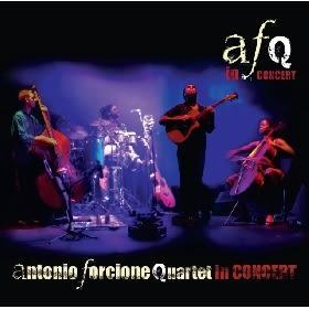 經典數位~安東尼奧佛湘四重奏 - 現場熱演 / Antonio Forcione - Quartet in concert