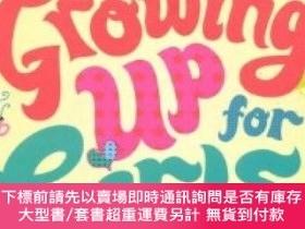 二手書博民逛書店Growing罕見Up For GirlsY454646 Felicity、Katie Lovell 著 U