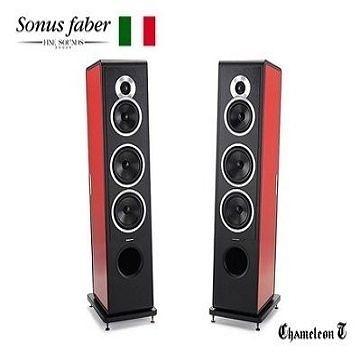 義大利 Sonus Faber Chameleon T 落地喇叭