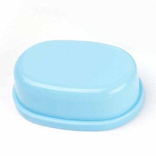 創意時尚亮彩  創意香皂盒 歐式 防水 /5個一包裝