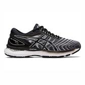 Asics Gel-nimbus 22 (2E) [1011A685-100] 男鞋 慢跑 運動 寬楦 輕量 緩衝 黑白