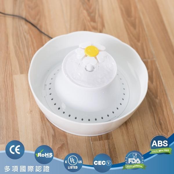 蓮花寵物循環飲水器 (基本款)