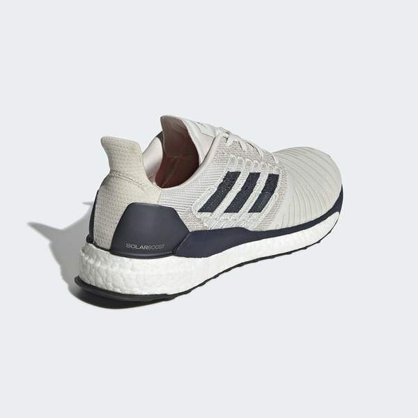 ADIDAS SOLAR BOOST M [D97435] 男鞋 運動 慢跑 休閒 緩震 舒適 輕量 愛迪達 米白
