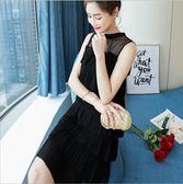 中大尺碼洋裝 禮服雪紡百褶蛋糕長版拼接露肩連身裙 2色 M-3XL #yj218 ❤卡樂❤