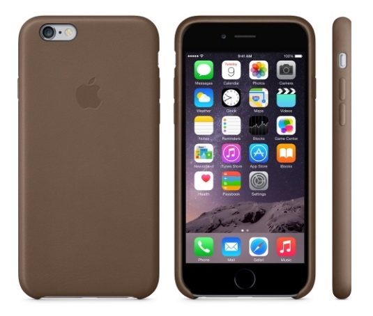 iPhone 6 Plus / 6S PLUS 5.5吋 原廠皮質護套 贈滿版玻璃貼 保護套 蘋果手機殼 現貨
