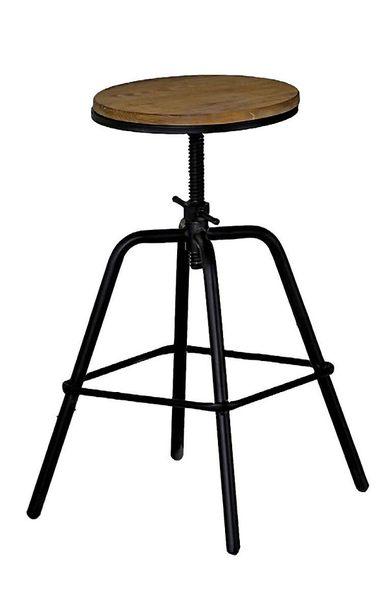 吧檯椅 SB-489-14 泰勒原木升降吧台椅 【大眾家居舘】