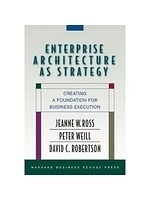 二手書《Enterprise Architecture As Strategy: Creating a Foundation for Business Execution》 R2Y ISBN:1591398398