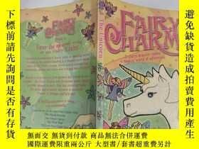二手書博民逛書店fairy罕見charm 仙女的魅力...Y200392