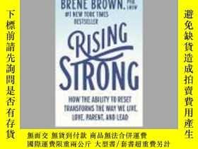 二手書博民逛書店Rising罕見Strong Y85718 Brené Brow
